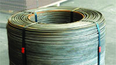 Reinforcing Coil
